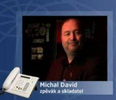Michal David - zpěvák, skladatel a řečník