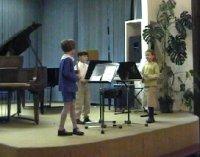 Malý - trio fléten