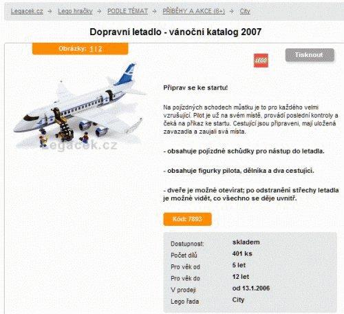 Legacek.cz má zmatek v e-shopu