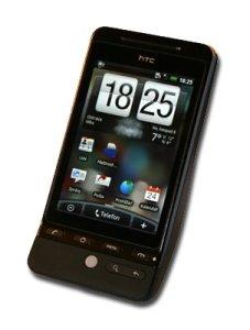 HTC Hero - víkend s hrdinou