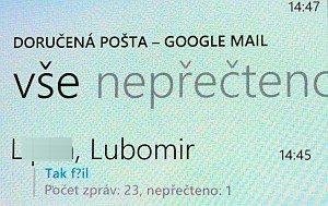 Nová pošta?