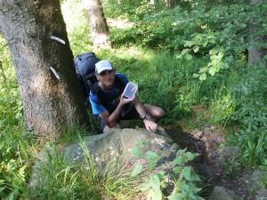 Nalezená geocache