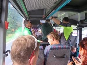 Cesta autobusem