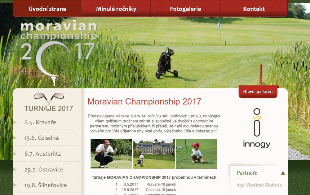 Moravian Golf